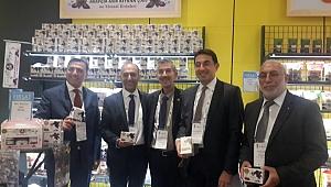 Arapgir mor reyhan çayı ve yöresel ürünleri tanıtıldı
