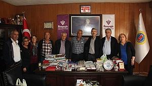 Arapkirli Ermeniler belediyeyi ziyaret etti