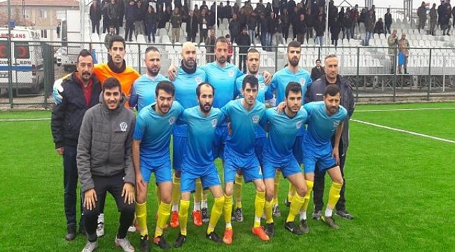 Arguvan Belediyespor, Doğanşehir engelini rahat geçti