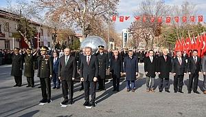Atütürk'ün Malatya'ya gelişinin 87. Yıl etkinliklerle kutlandı