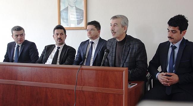 Fırat Elektrik Arapgir'de istişare toplantısı yaptı