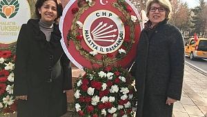 Kadın Kolları Başkanı Tuncer'den Ağbaba'ya tam destek