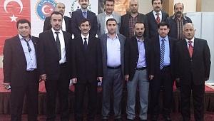Koop İş Sendikası Malatya şubesinde kongre heyecanı