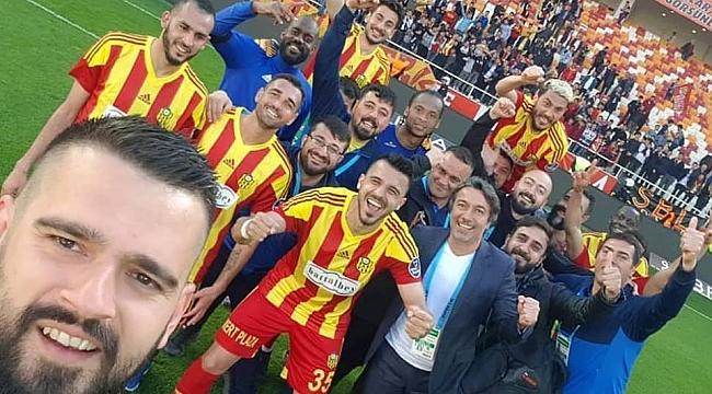 Yeni Malatyaspor hayat buldu.