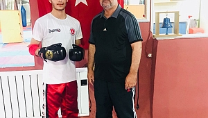 Büyükşehir sporcusu KickBoks'ta Türkiye adına yarışacak