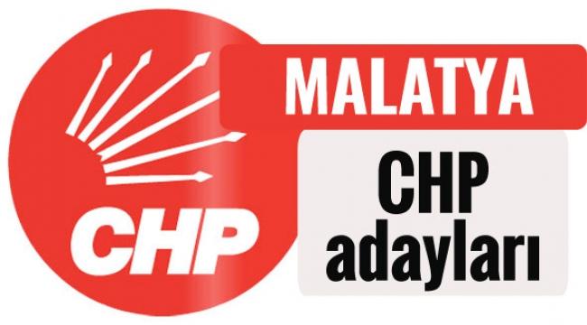 CHP Malatya'da iddialı isimlerle seçime girecek