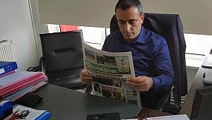 Milletvekili Aday adayı Osman Aladağ'ın 19 Mayıs mesajı