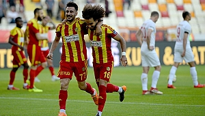 Yeni Malatyaspor Sezon finalini galibiyetle süsledi