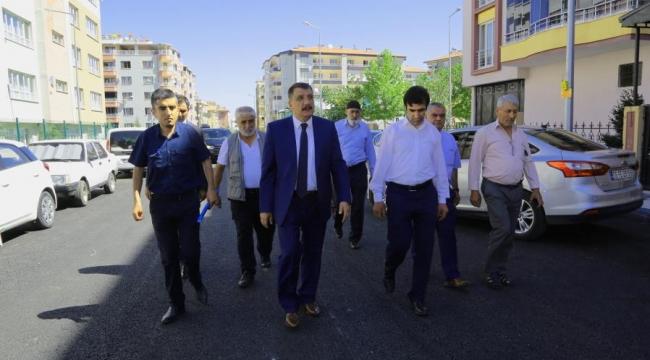 """Başkan Gürkan, """"Battalgazi Belediyesi Bir Türkiye Rekoruna Daha İmza Atmıştır"""""""