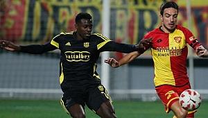 Yeni Malatyaspor'dan 10 numara galibiyet
