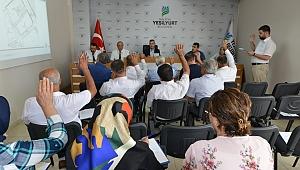 Yeşilyurt Belediye Meclisi Ağustos Ayı Olağan Toplantılarını Tamamladı