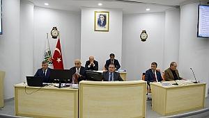 Büyükşehir belediye meclisi kasım toplantıları başladı