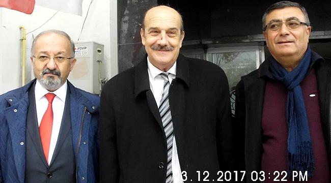 CHP Battalgazi İlçe Başkanlığına Abdulvahap Ayzabar atandı.