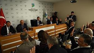 Yeşilyurt Belediye Meclisi, Kasım Ayı Çalışmalarını Tamamladı