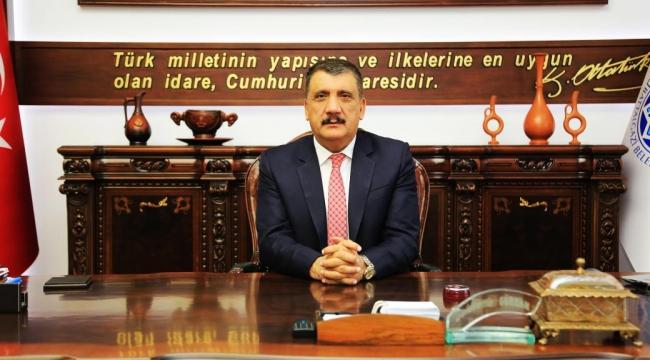 Başkan Gürkan'ın, engeliler günü mesajı