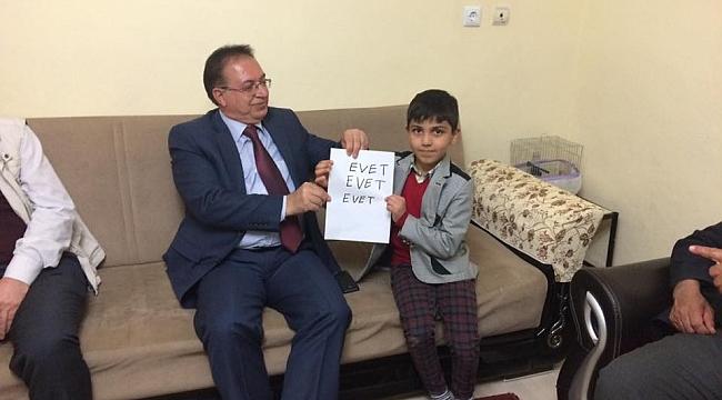 Başkan Kazgan suskunluğunu bozdu