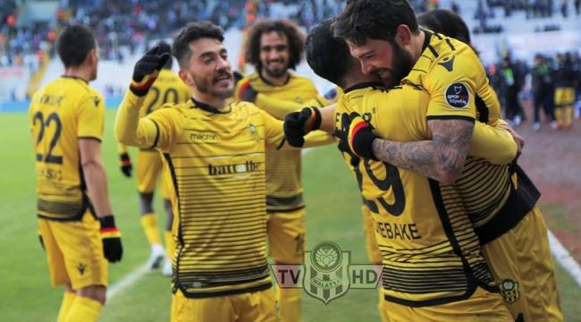 Yeni Malatyaspor'a zirve yakışır