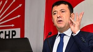 Ağbaba'dan Milli Savunma Bakanı Akar'a soru önergesi