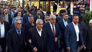 Ali Ekinci İyi Partiden Battalgazi Belediye Başkan adayı oldu