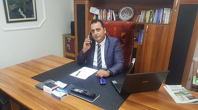 Başkan Aday adayı Ergün' ün 10 Ocak Çalışan Gazeteciler Günü mesajı