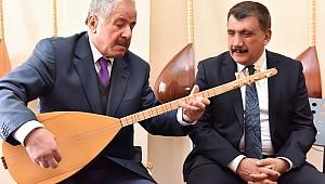 Hacı Bektaş Veli Kültür Vakfından Gürkan'a tam destek