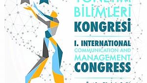 1. Uluslararası İletişim ve Yönetim Bilimleri Kongresi