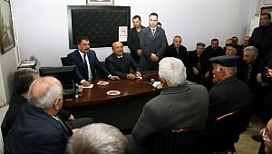 Başkan Gürkan Allah birlik ve beraberliğimizi bozmasın