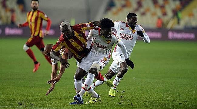 Yeni Malatyaspor'a yarı final anahtarı