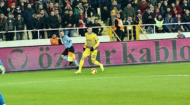 Yeni Malatyaspor Beşiktaş'ı durduramadı