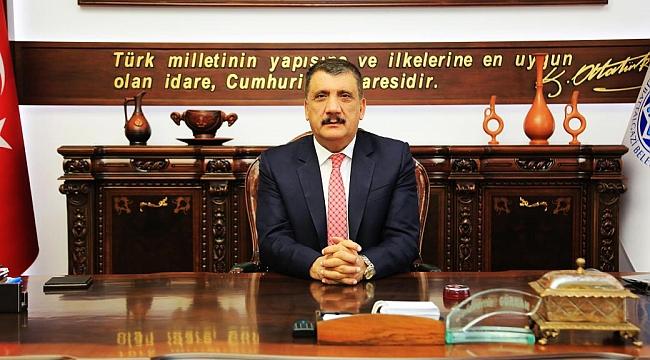 Başkan Gürkan'ın Regaib Kandili mesajı