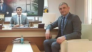 Solmazgül'den Vakıflar bölge müdürlüğüne ziyaret