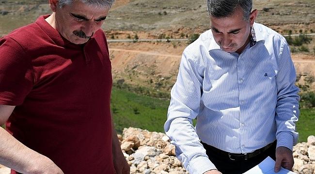 Başkan Çınar yeni döneme hızlı başladı