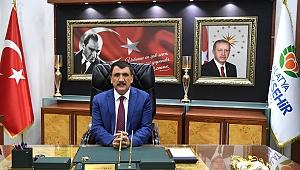 Başkan Gürkan'ın, Berat Kandili mesajı