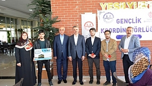 Mevlid-İ Nebi Bilgi Yarışması Ödülleri Verildi