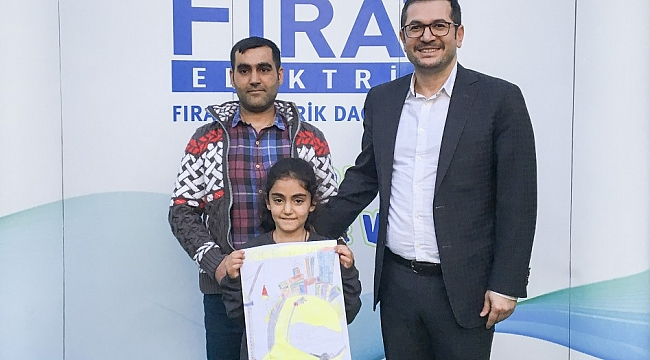 FIRAT EDAŞ Resim yarışması sonuçlandı