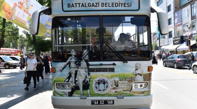 Battalgazi'de tarihe yolculuğa yoğun ilgi