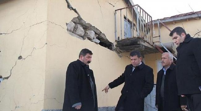 depremzedelere konut yapılmalıdır