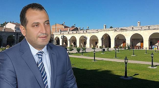 Gazi Ergün'ün Ramazan Bayramı mesajı
