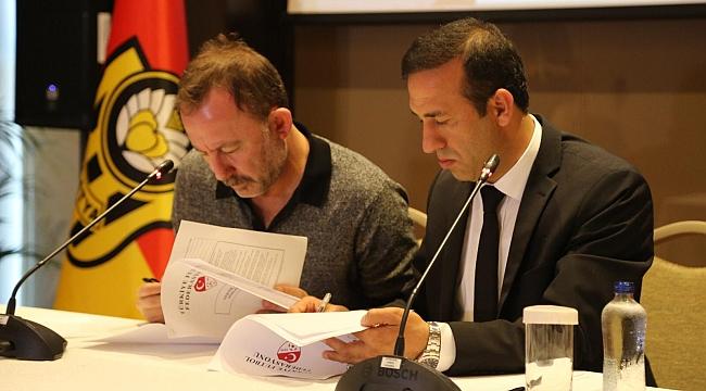 Yeni Malatyaspor Sergen Yalçın'la Avrupa'da başarı arayacak