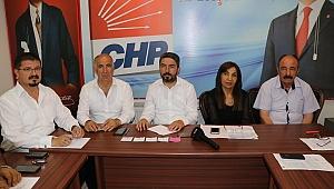 Kiraz: Büyükşehir belediyesine soru ve eleştirilerini sıraladı.