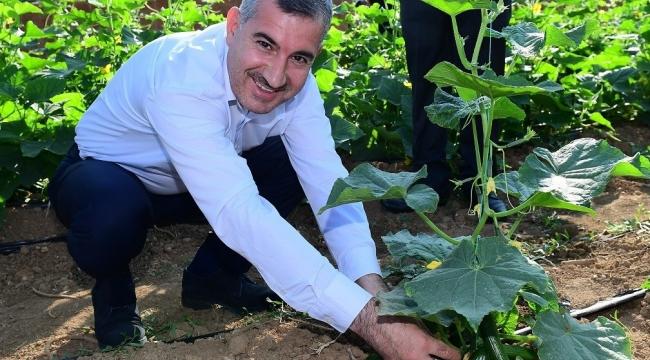 """""""Çiftçilerimizi ve Üreticilerimizi Yeni Projelerimizle Destekliyoruz"""""""