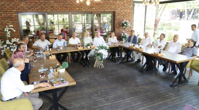 Kamıştaş Mahallesi İstişare Toplantısı Yapıldı