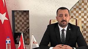 Yeşilyurt Belediye Meclis Başkan Vekili Burhan Kılıç'ın, Kurban Bayramı mesajı