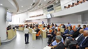 Büyükşehir Belediye meclis Eylül toplantıları başladı