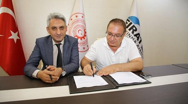Levent Vadisi için protokol imzalandı