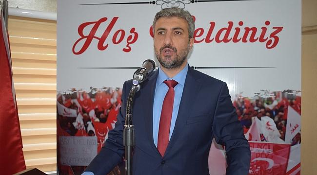 Saadet Partisi Malatya Battalgazi ilçesi 7. Olağan Kongresi yapıldı