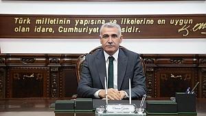 Başkan Osman Güder'in 24 Kasım Öğretmenler Günü Mesajı;