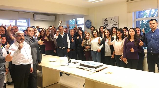 FIRAT EDAŞ Enerji çalışanları haftasını kutladı
