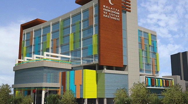 Kadın doğum hastanesi hizmete açıldı