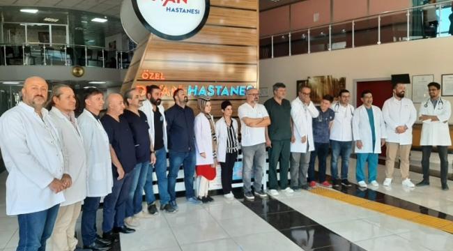 Özel Divan hastanesi şehrin önemli sağlık merkezi olmayı başardı
